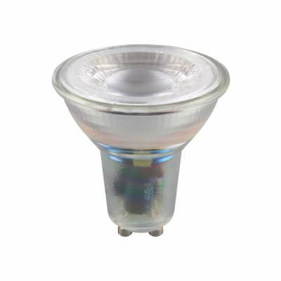 Crompton 5W LED GU10 Glass SMD Lamp - Dimmable - 2700K
