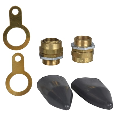 Schneider Mita LSF Cable Gland Kit - 40mm
