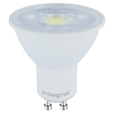 Integral LED 4.7W GU10 PAR16 Spotlight Lamp - 6500K