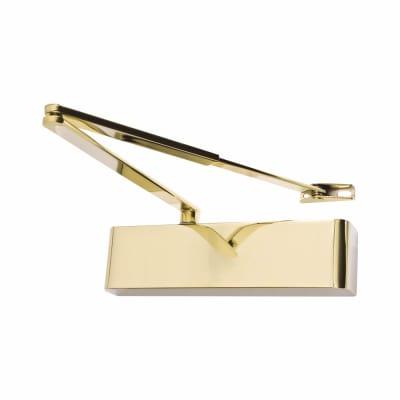 Rutland® TS9205 Door Closer - Brass Plated