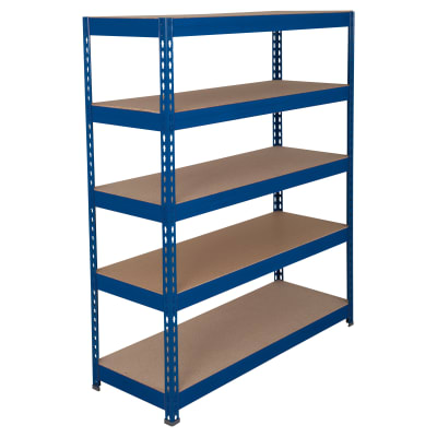 Rapid 3 Heavy Duty Shelving - 250kg - 2000 x 1200 x 600mm