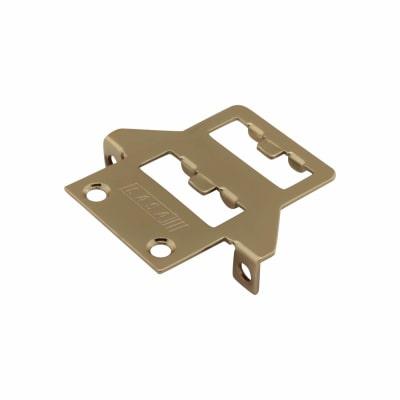 LASA Fitch Window Fastener - uPVC/Timber - Nightvent Keep - Gold
