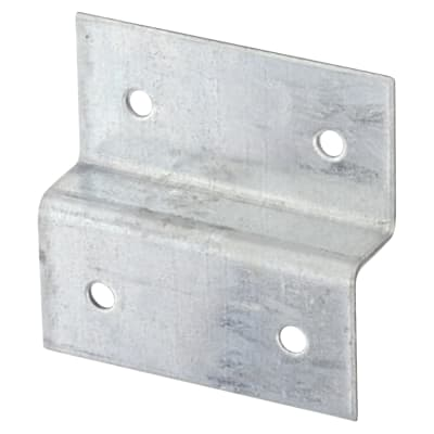 Taurus Fence Panel Z Clip - Galvanised