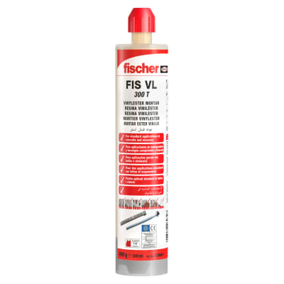 Fischer FIS VL 300 T Vinylester Injection Resin - 300ml