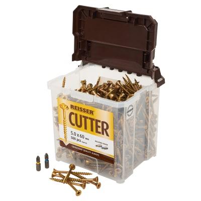 Reisser Cutter Tub - 5 x 60mm - Pack 500