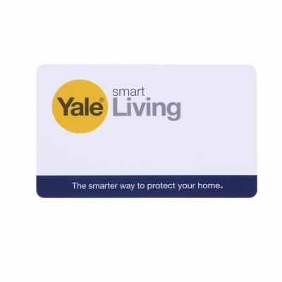 Yale® Keyless Nightlatch RFID Key Card - Pack 2 P-YD-01-CON-RFIDC