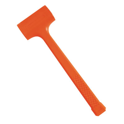Mallet for use with 340kg and 400kg shelving