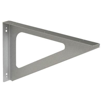 Vanity / Bench Seat Bracket - Silver - 550mm