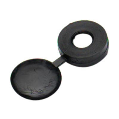 Screw Cup and Cover - Black