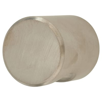 Altro Solid Turned Cabinet Knob - 25mm - Satin Stainless Steel