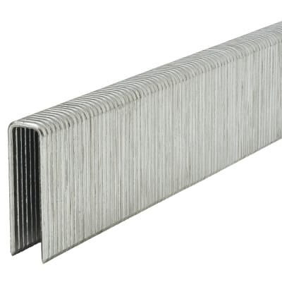 Tacwise 91 Series Narrow Crown Staples - 20mm - Galvanised - Pack 1000