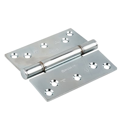 Royde & Tucker (H1254-A) Triple Knuckle Projection Hinge - 125 x 111 x 3mm - Zinc Plated - Pair