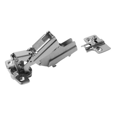 Motion 165° Clip-On Hinge - Inset - Pack 100 Pairs