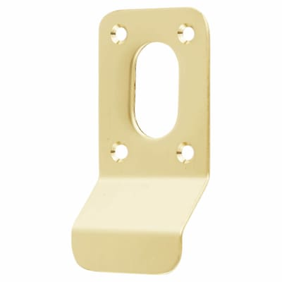 Altro Cylinder Pull - Oval - 92 x 43mm - Polished Brass