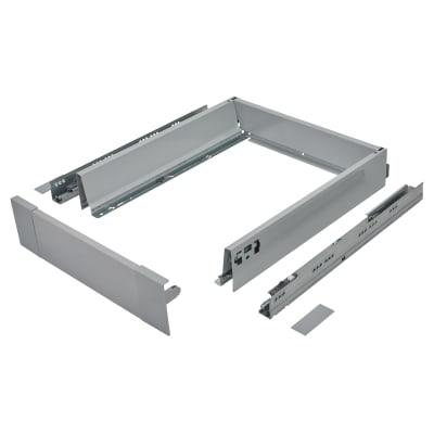Blum TANDEMBOX ANTARO Internal Drawer - BLUMOTION - (H) 84mm x (D) 450mm x (W) 450mm - Grey