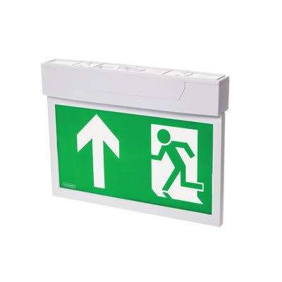 Camber LED Emergency Exit Sign - Surface Mounted