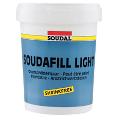 Soudal Soudafill Light - 900ml - White