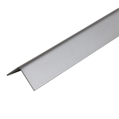2000mm Angle - 25 x 25 x 0.91mm - Polished Stainless Steel