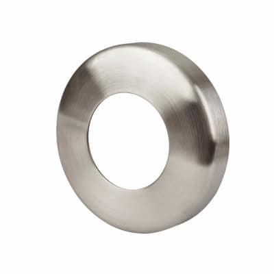 Balustrade Wall Plate Cover  - 316 Stainless Steel - Brushed Satin