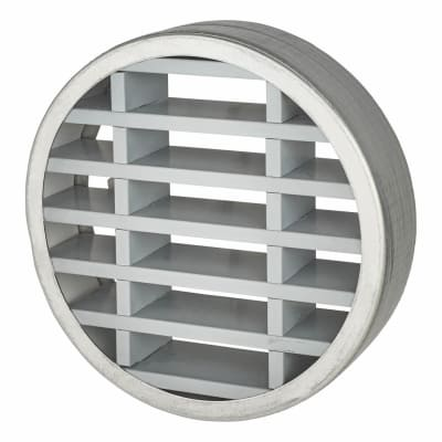 LVC Circular Air Transfer Vent - 148mm