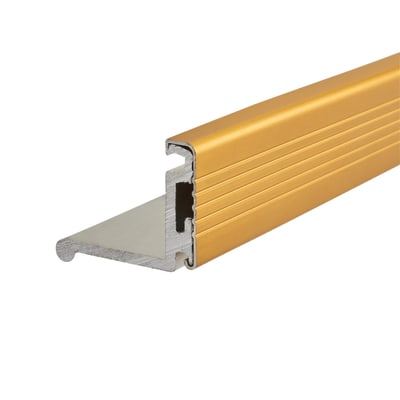 Sealmaster Cyclone Seal - 1000mm - CCG Trim Seal - Gold