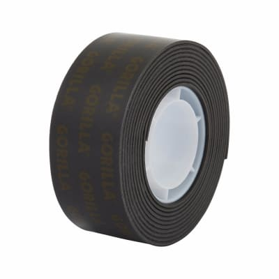 Gorilla Heavy Duty Mounting Tape - 25mm x 1.5m - Black