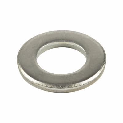 Flat Washer - Form 'B' - M12 - Zinc Plated - Pack 12
