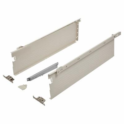 Blum METABOX BLUMOTION Soft Close Drawer Pack - Single Extension - 150mm (H) x 500mm (D) - 30kg