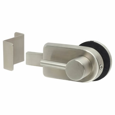 Cubicle Indicator Bolt - Right Hand - 12-13mm Panels - 304 Stainless Steel