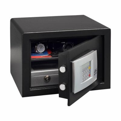 Burg Wächter P 2 E PointSafe Electronic Safe - 255 x 350 x 300mm - Black