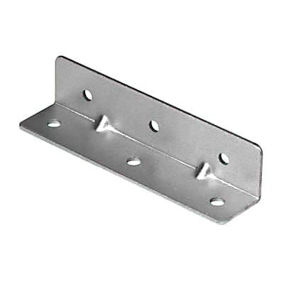 Support Bracket - 95 x 22 x 22mm - Zinc Plated Steel - Pack 10