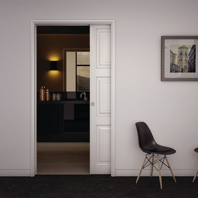 Klg Ultra Pocket Door Kit 120mm Finished Wall Thickness 915mm