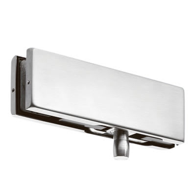 Over Panel Pivot Patch for Glass Doors
