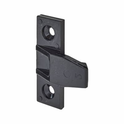Keku AS Frame Component - Push-in Fitting - Black - Pack 10