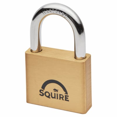 Squire Lion Open Shackle Padlock - 50mm