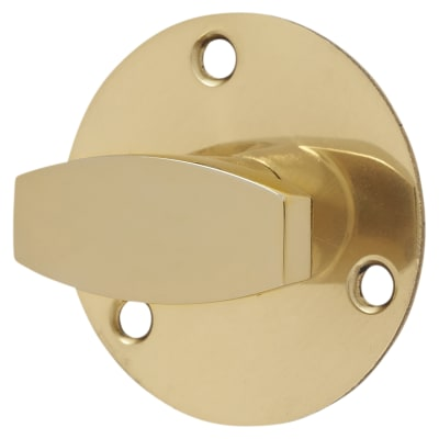 UNION® Oval 5203 Thumbturn - 40mm - Polished Brass