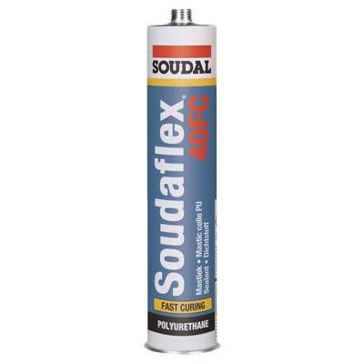 Soudal Soudalflex 40FC - 310ml - Grey