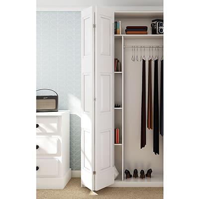 Ducasse 25kg Folding Sliding Cabinet System - 2 metres Track