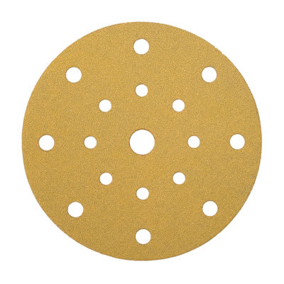 Mirka Gold Disc 17 Hole Festool Multi Jetstream - Grit 40 - Pack 50