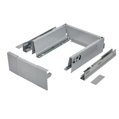 Blum TANDEMBOX ANTARO Internal Drawer - BLUMOTION - (H) 84mm x (D) 270mm x (W) 1000mm - Grey
