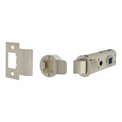 UNION JFL26 FastLatch Tubular Push-Fit Latch - 60mm Case - 44mm Backset - Satin Nickel