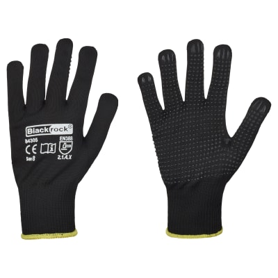 Blackrock Polka Dot Handling Gloves - Medium