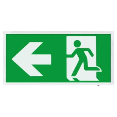 ESP 3W LED IP20 Emergency  - Sign Left