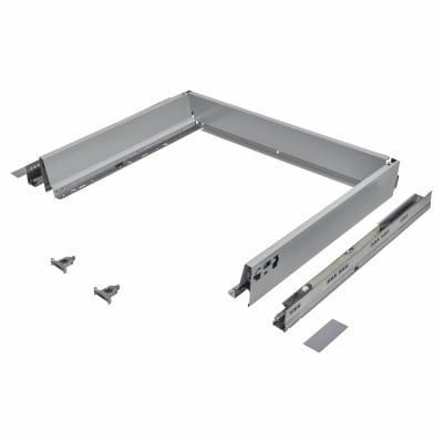 Blum TANDEMBOX ANTARO Drawer Pack - BLUMOTION Soft Close - (H) 84mm x (D) 450mm x (W) 600mm - Grey