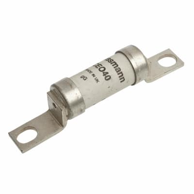 40A 400/415V TCP Offset Tag Industrial Fuse-Links with Bolt Connections