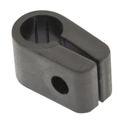 Unicrimp Cable Cleat - 15.2mm - Black