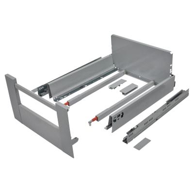 Blum TANDEMBOX ANTARO Internal Drawer - BLUMOTION - (H) 203mm x (D) 450mm x (W) 450mm - Grey
