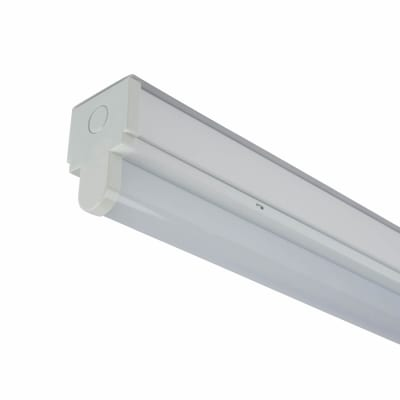 26W LED Batten - 5ft/1500mm - Cool White - White