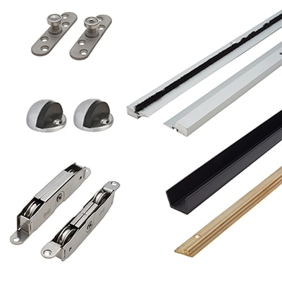 KLÜG Patio Door Kit - Non Locking