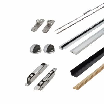 Klug Patio Door Kit - Locking